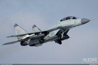 俄又研制一款新战机即将投入试验 核心光学定位系统