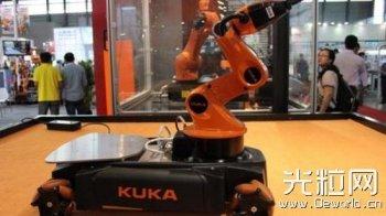 英媒:欧洲反对中企收购机器人公司 怕技术外流