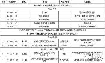 激光加工国家工程研究中心2016年工作交流会暨京津