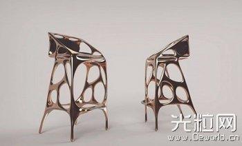3D打印家具技术 或推定制家具时代到来