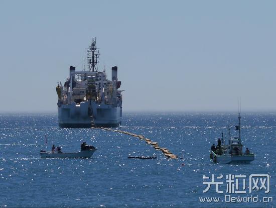 """史上最快的跨太平洋海底光缆""""FASTER""""投入使用 中美日等共建"""