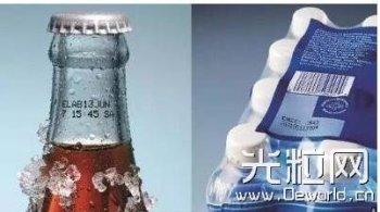 随着饮料消费量的不断增长,品牌商商强调对激