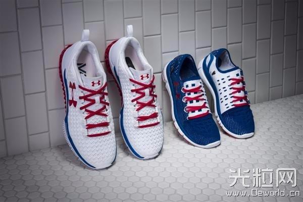 奥运冠军菲尔普斯定制3D打印运动鞋