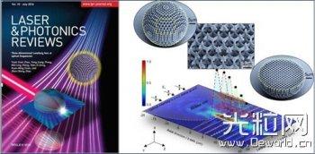 理化所微尺度光波段Luneburg透镜研究取得进展