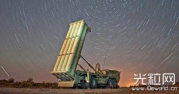美研加强版萨德和激光武器防中俄高超音速武器