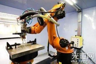 国内最先进最大功率激光焊接设备在核西物院建