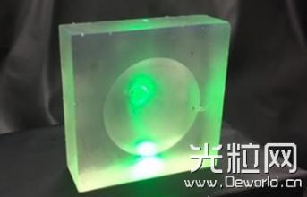 新加坡研发3D打印技术激光转换高聚超声波变频器