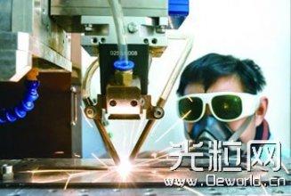 超快光纤激光器应用于特殊材料的研究