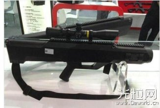 中国新型激光枪获军方认证 一次充电可击发1万次