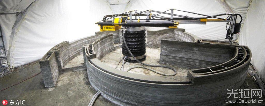 拯救房奴黑科技!3D打印房1天完工可住175年【6】