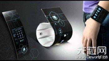 柔性石墨烯储存研发成功 完全可弯曲手机不是梦