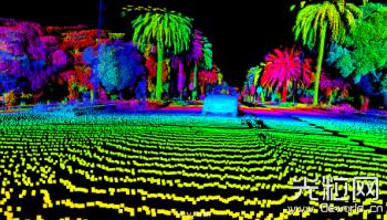 初创公司Luminar将推出首批无人车用激光传感器