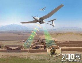 无需降落:美军研发激光充能技术可令无人机不