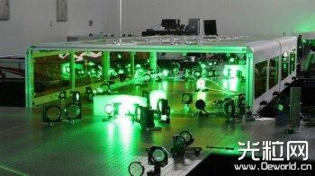 物理学家正计划建造可将真空撕裂的强大激光器