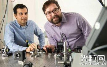 研究人员创造了一种与激光密切相关的新型光生