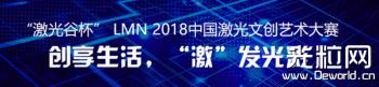 LMN中国激光文创艺术大赛网络投票