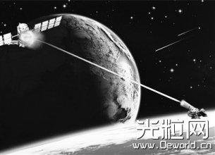 """当卫星遇上""""无形杀手""""——激光武器"""