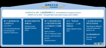 2018光学技术大会
