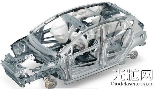 激光在新能源汽车行业中的应用之激光焊接