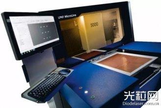 PCB行业中的UV激光加工 新型激光钻孔及切割系统