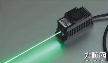 激光和激光器的种类