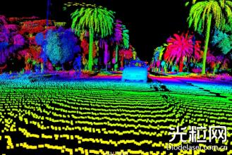 沃尔沃自动驾驶汽车正获得新激光传感器观察世