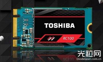 东芝存储为B2C用户推出RC100 NVMe SSD