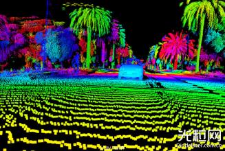 解决无人驾驶的核心技术,激光雷达公司Luminar获沃