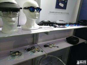 看中国AR光学领军供应商标耐得佳,在美国CES上为