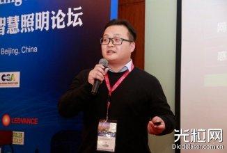 湖州明朔光电科技有限公司总经理陈威