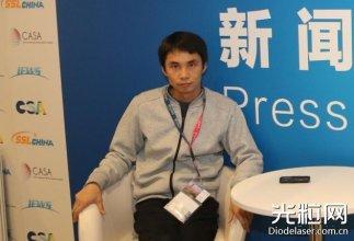 杭州中为张九六:工业4.0时代的竞争力再