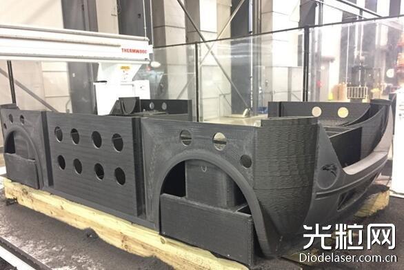 Local Motors成立数字工厂,专门帮人3D打印
