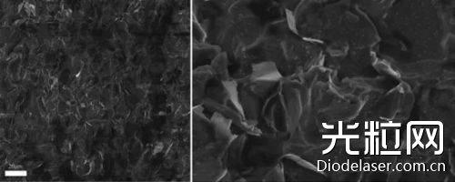 石墨烯纳米增强新型复合材料的微观结构