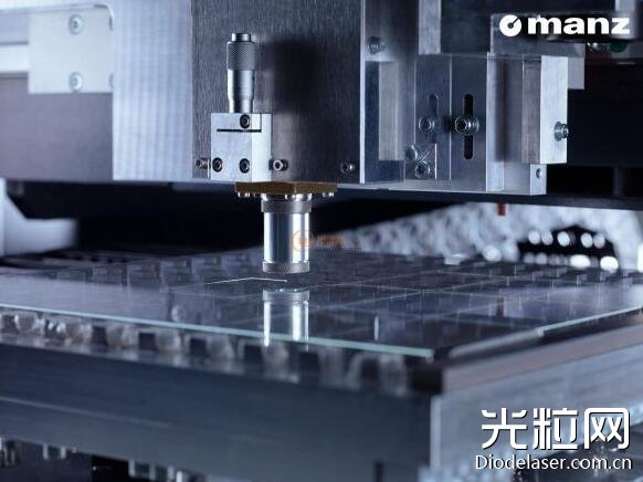 Manz激光切割技术进军医疗行业应用