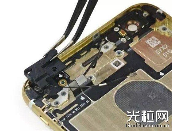 激光微焊接技术在手机射频天线铜箔焊接中的应