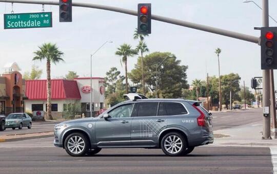 丰田砸5亿美金给Uber,推动开发自动驾驶技术