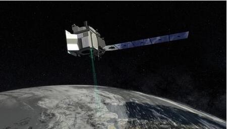 NASA下月发射激光卫星,探测地球表面冰层变化