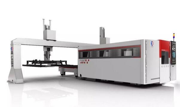 碳钢板光纤激光切割机有哪些方面的优势