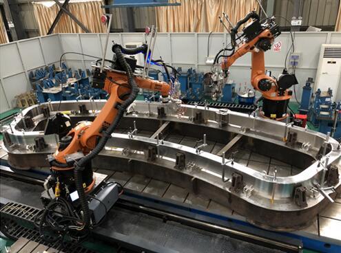 ITER校正场线圈盒激光封焊获进展