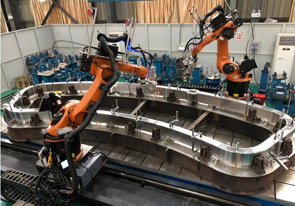 ITER校正场线圈盒体激光封焊技术取得重要突破