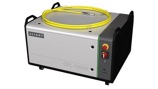 恩耐发布体型最小的万瓦级光纤激