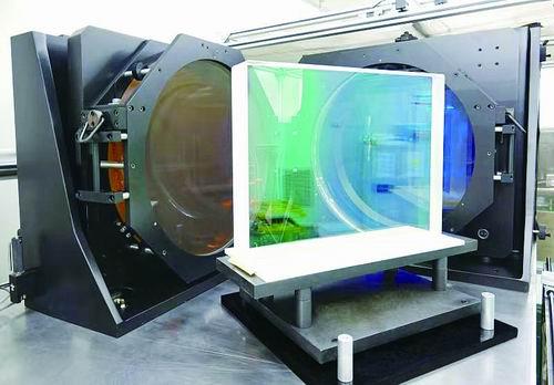 我国激光反射薄膜元件国际竞赛再夺冠