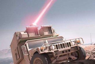 美国海军陆战队正研发一种新的激光武器系统 不