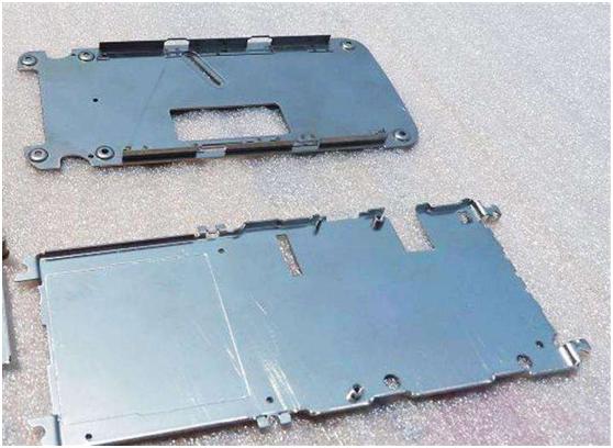 激光焊接机在手机不锈钢螺母中的应用