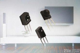 Vishay推出采用Minimold、Mold和Minicast封装的微型红外接收器