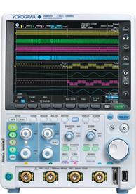 独特设计更强功能,横河发布混合信号示波器DLM3000