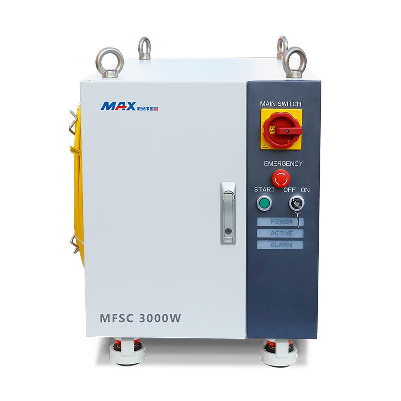 创鑫MFSC 3000W单模连续光纤激光器