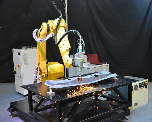 干货!激光切割机在轨道交通行业中的应用