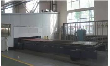 激光切割技术在铁路货车钣金制造中的应用