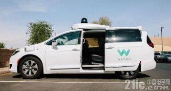 还觉得自动驾驶远吗?谷歌Waymo无人驾驶网约车
